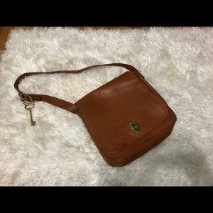 Fossil Crossbody Leather Bag
